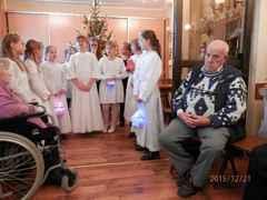 Galeria Akcja Choinka Nadziei Dom Spokojnej Starości