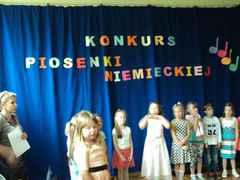 Galeria SZKOLNY KONKURS PIOSENKI NIEMIECKIEJ 17.06.2016